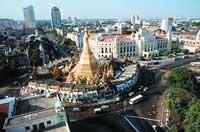 City of Yangon