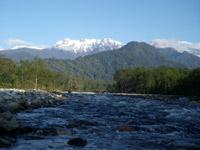 Incredible natural scenery
