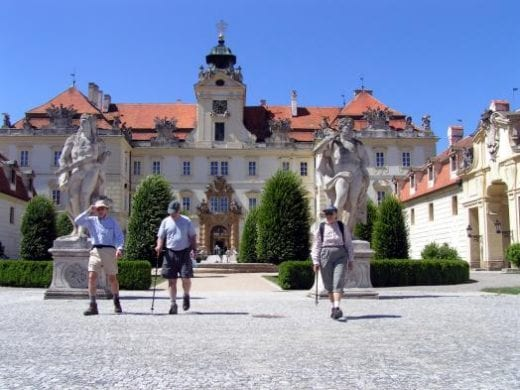 Visit Valtice Castle