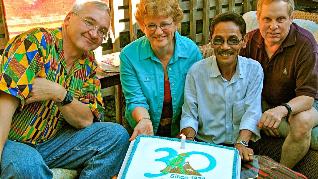 Journeys staff celebrates 30 year anniversary