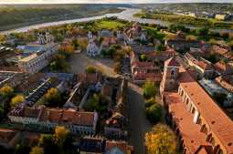 Explore Kaunas Old Town