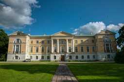 Mezotne Palace, Latvia