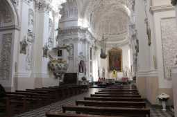 Interior of St. Peter and Paul Church