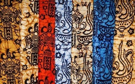 Printed Batik