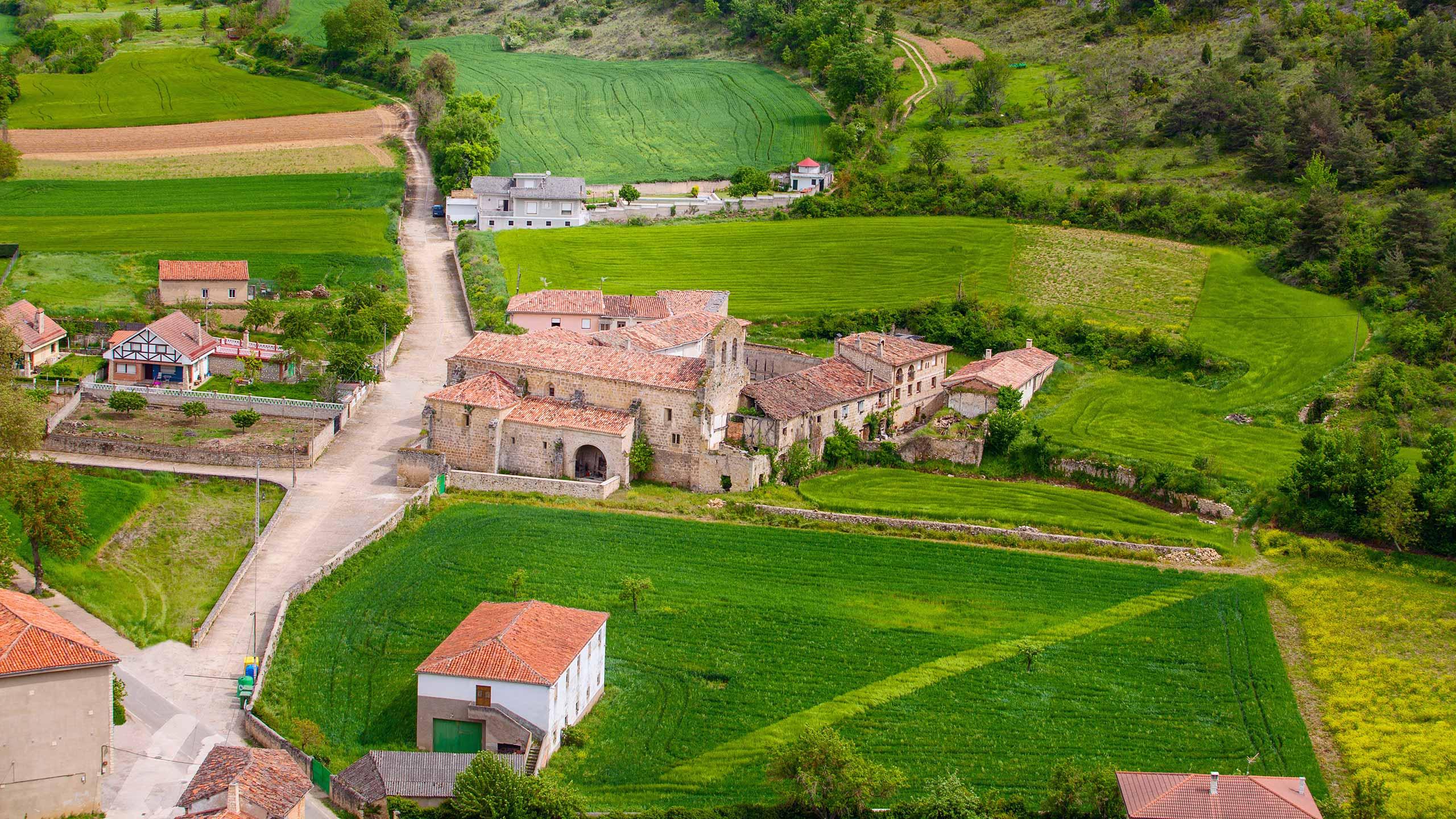 Frias. Burgos. Castilla and Leon. Spain