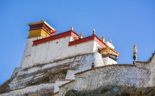 Visit Yumbu Lhakang