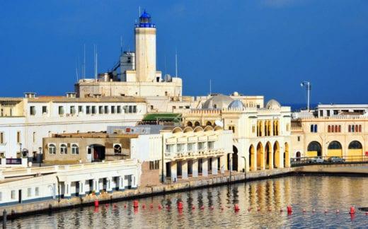 Algiers, Algeria: Admiralty basin