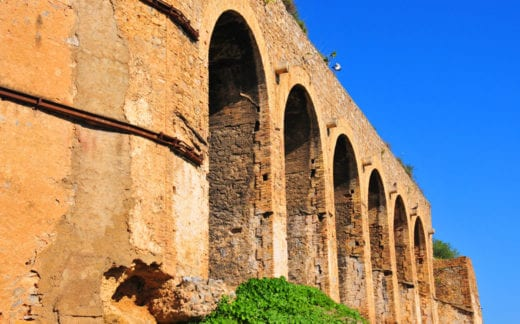 Algiers, Algeria: ramparts - Citadel