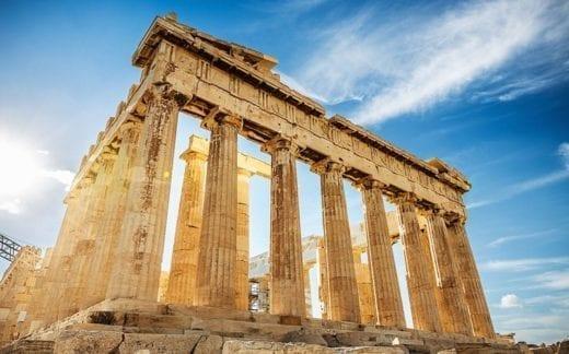 Acropolis Parthenon,Athens,Greece