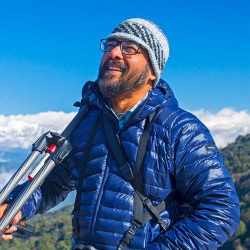 Avijit Sarkhel, India Naturalist Guide