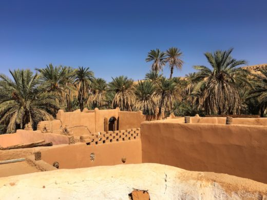 Old Desert Village of Bene Abes