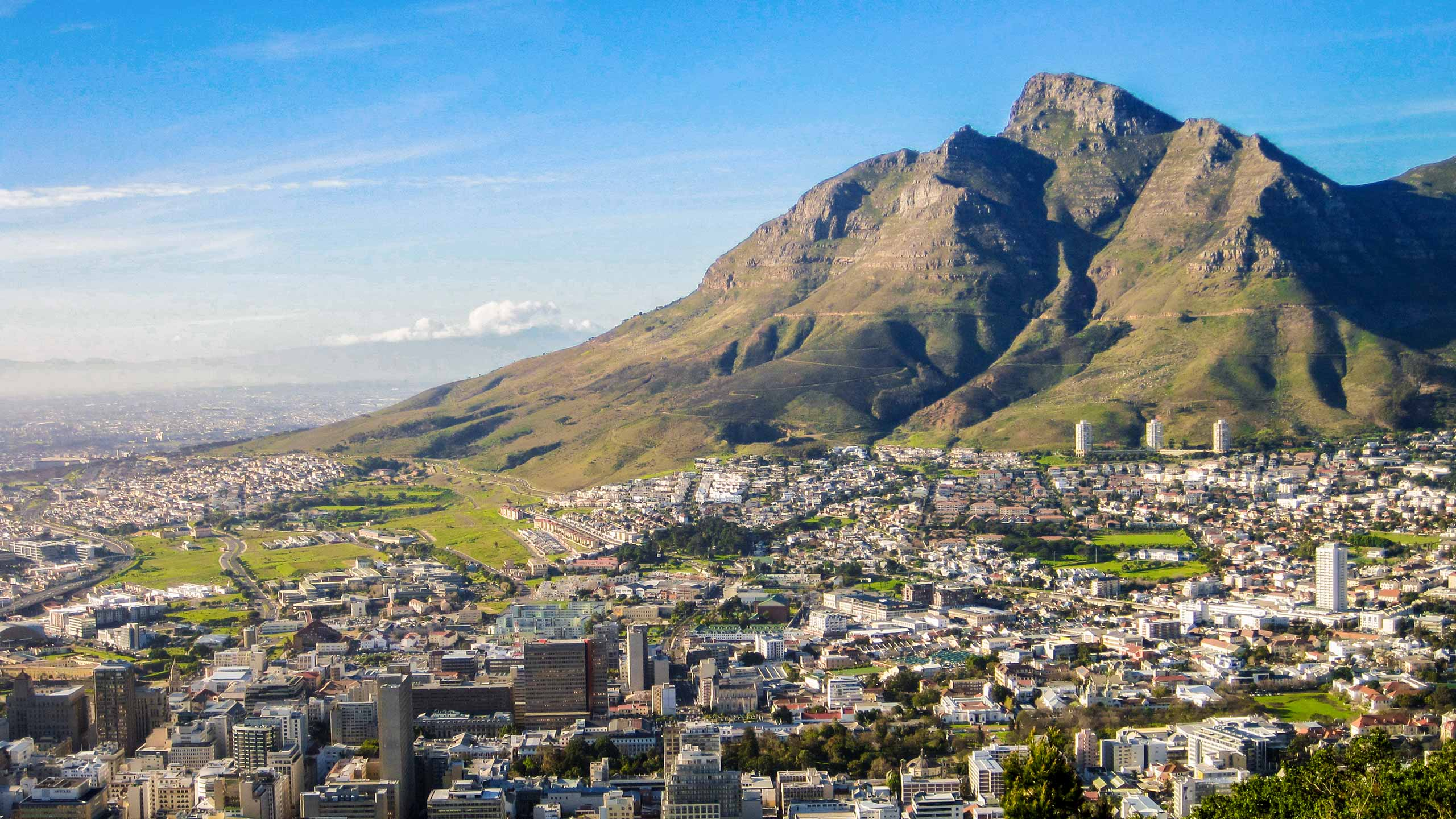 Cape Town, South Africa overview