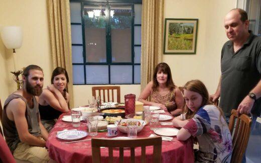 Israeli family