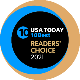 USA Today Reader's Choice Award Logo